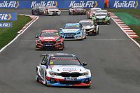 2019 British Touring Car Championship. Race 3. #15 Tom Oliphant. Team BMW. BMW 330i M Sport.