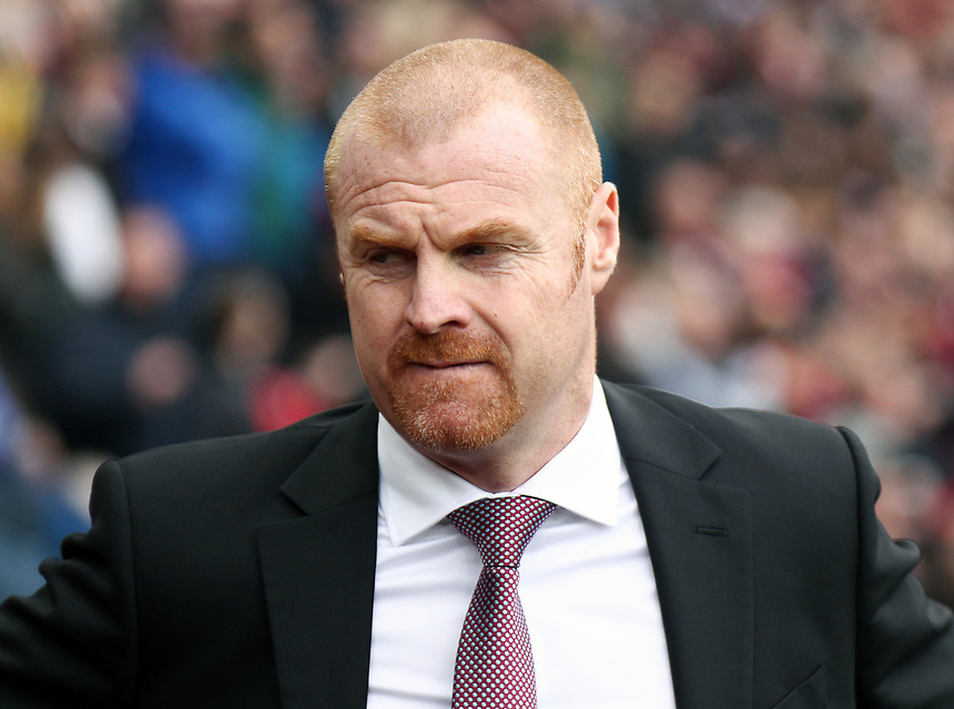 Burnley manager Sean Dyche <br /> <br /> Photographer Rich Linley/CameraSport<br /> <br /> The Premier League - Sunderland v Burnley - Saturday 18th March 2017 - Sunderland Stadium of Light - Sunderland<br /> <br /> World Copyright &copy; 2017 CameraSport. All rights reserved. 43 Linden Ave. Countesthorpe. Leicester. England. LE8 5PG - Tel: +44 (0) 116 277 4147 - admin@camerasport.com - www.camerasport.com