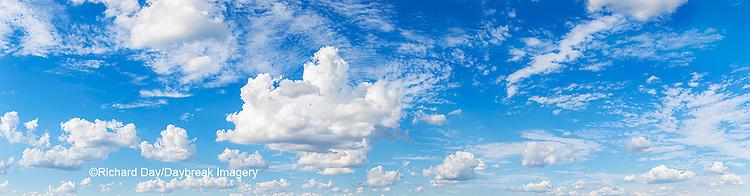 63891-02710 Cumulus clouds Marion Co. IL