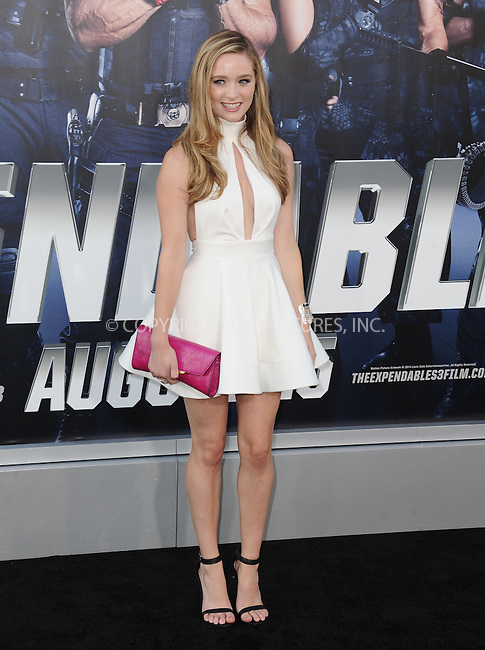 ACEPIXS.COM<br /> <br /> August 11 2014, LA<br /> <br /> Greer Grammer arriving at the premiere of  'The Expendables 3' at the TCL Chinese Theatre on August 11, 2014 in Hollywood, California.<br /> <br /> <br /> By Line: Peter West/ACE Pictures<br /> <br /> ACE Pictures, Inc.<br /> www.acepixs.com<br /> Email: info@acepixs.com<br /> Tel: 646 769 0430