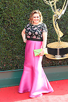 PASADENA - APR 29: Angelica McDaniel at the 45th Daytime Emmy Awards Gala at the Pasadena Civic Center on April 29, 2018 in Pasadena, California
