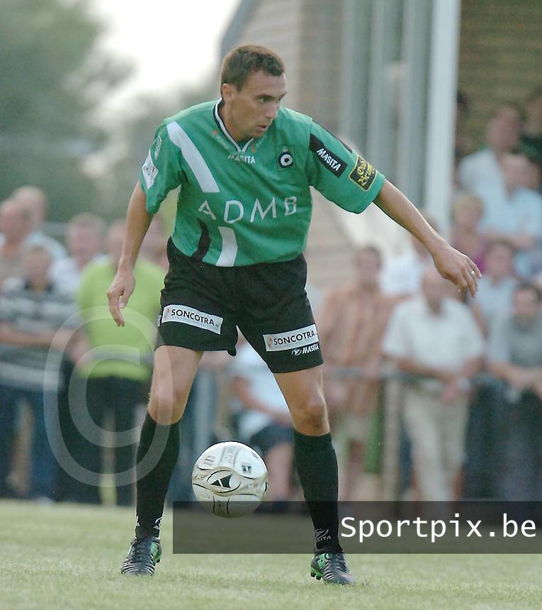 Cercle Brugge : Vidarsson Arnar..foto DAVID CATRY / VDB