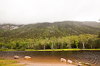 The Saco River runs in the Crawford Notch State Park in New Hampshire Wednesday June 12, 2013. Located on U.S. Highway 302, in northern New Hampshire, the park occupies the center of Crawford Notch, a major pass through the White Mountains.