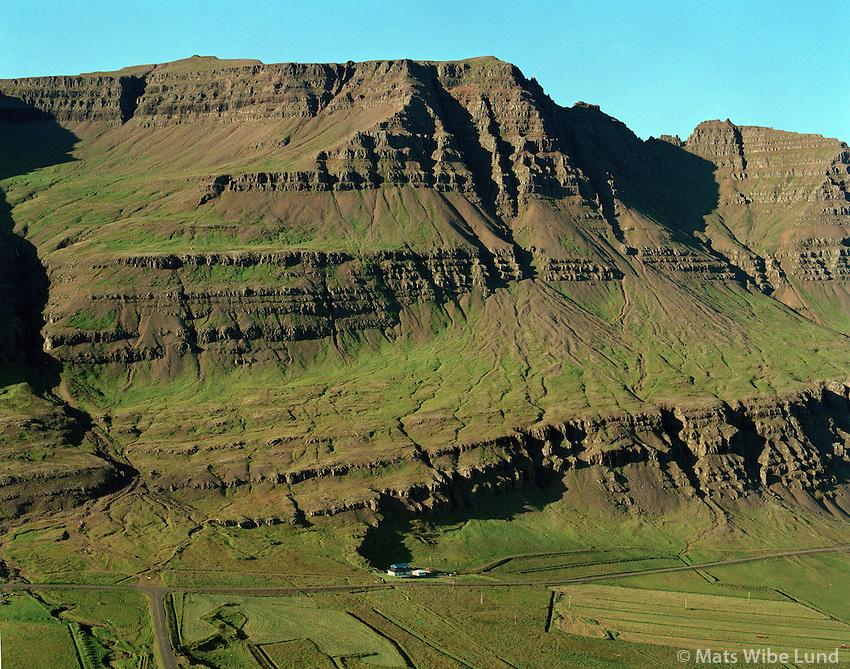 Þverhamar, Breiðdalshreppur.Thvermara, Breiddalshreppur