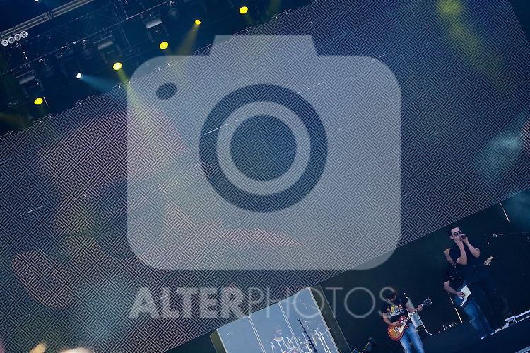 30.06.2012. Concert ´Maldita Nerea' during Rock in Rio Festival 2012 in Madrid. (Alterphotos/Marta Gonzalez)
