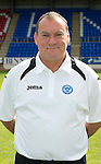 St Johnstone FC Season 2012-13 Photocall.John Kerr, Physio.Picture by Graeme Hart..Copyright Perthshire Picture Agency.Tel: 01738 623350  Mobile: 07990 594431