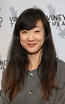 "Jennifer Kim attends the Meet & Greet for the cast of ""The Amateurs"" at the Shelter Studios on January 9, 2018 in New York City."