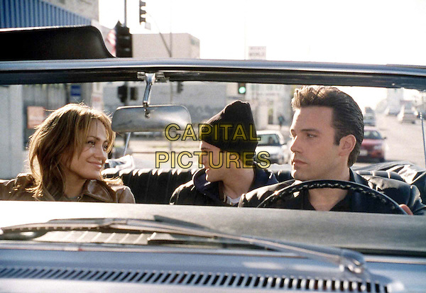 JENNIFER, JUSTIN BARTHA & BEN AFFLECK.in Gigli .Filmstill - Editorial Use Only.CAP/AWFF.www.capitalpictures.com.supplied by Capital Pictures.