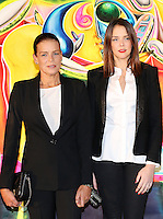 Princess Stephanie & daughter Pauline Ducruet attend Fight Aids Monaco annual charity auction