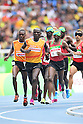 Wilson Bll (KEN), <br /> SEPTEMBER 8, 2016 - Athletics : <br /> Men's 5000m T11 Final<br /> at Olympic Stadium<br /> during the Rio 2016 Paralympic Games in Rio de Janeiro, Brazil.<br /> (Photo by AFLO SPORT)