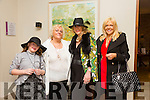 l-r  Jodie Moore, Cis Miller, Lisa Martin and Phil Miller enjoying the Joanne Barry's Destiny Dance  Academy Fashion Show at the Fels Point Hotel on Sunday