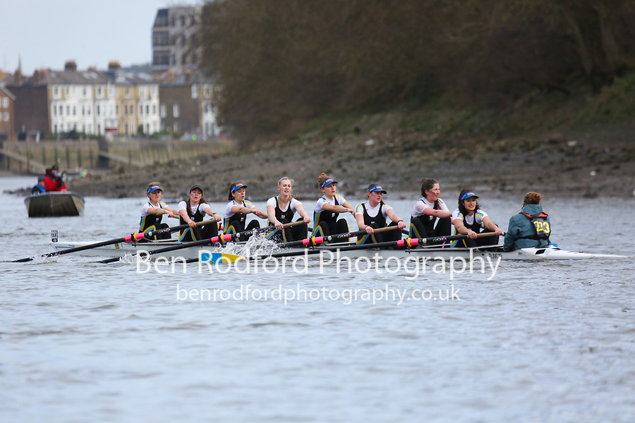 Crew: 223   Royal Free & Univ Coll Med Sch   W Devel<br /> <br /> Quintin Head 2019<br /> <br /> To purchase this photo, or to see pricing information for Prints and Downloads, click the blue 'Add to Cart' button at the top-right of the page.