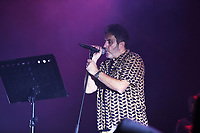 LONDON, ENGLAND - SEPTEMBER 7: Terry Hall of 'The Specials' performing at Gunnersville, Gunnersbury Park on September 7, 2019 in London, England.<br /> CAP/MAR<br /> ©MAR/Capital Pictures
