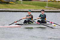 Crew: 217  Clements  Swindon Rowing Club  Op 2x<br /> <br /> Abingdon Spring Head 2019<br /> <br /> To purchase this photo, or to see pricing information for Prints and Downloads, click the blue 'Add to Cart' button at the top-right of the page.