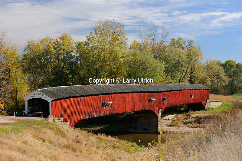 West Union Covered Bridge<br />
