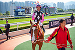 SHA TIN, HONG KONG – December 8:3 Beauty Applause, ridden by Joao Moreira wins the Able Friend Handicap on Longines Hong Kong International Race Meeting at Sha Tin Racecourse in Hong Kong. Michael McInally/Eclipse Sportswire/CSM