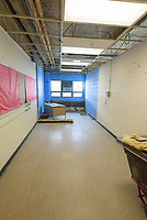 Central High School Bridgeport CT Expansion & Renovate as New. State of CT Project # 015-0174. One of 83 Photographs of Progress Submission 35, 3 January 2018