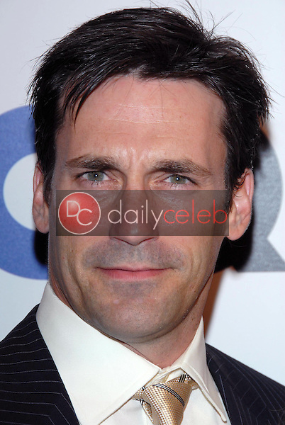 Jon Hamm<br />