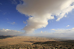 Israel, Southern Hebron Mountain, a viiew from Mount Amasa
