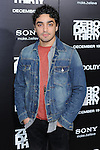"EJ Bonilla at the premiere of ""Zero Dark Thirty"" held at the Dolby Theatre in Hollywood, CA. December 10, 2012"