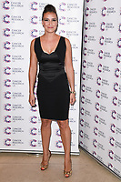Jessica Pietersen<br /> arriving at James Ingham's Jog On To Cancer, in aid of Cancer Research UK at The Roof Gardens in Kensington, London. <br /> <br /> <br /> ©Ash Knotek  D3248  12/04/2017