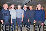 Former Sugar Beet workers from Kerry who traveled to the UK for work during the 60's & 70's reunite at the Shebeen bar Cahersiveen on Tuesday night last pictured here l-r; Pat Guerin(Ballyheigue), Anthony Dineen(Ballyheigue), Dan Tim O'Sullivan(Cahersiveen), Patrick O'Sullivan(Glenbeigh), John O'Neill(Clahanelinehan -Cahersiveen) & Michael Murphy(Castlequin-Cahersiveen).