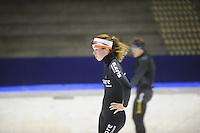 SCHAATSEN: HEERENVEEN: 19-09-2014, IJsstadion Thialf, Topsporttraining, Antoinette de Jong, ©foto Martin de Jong