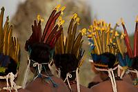 XI Jogos dos Povos Indígenas -    Índios Pareci  do Mato Grosso mostram a prática do tihimore jogado entre homens e mulheres na comunidade.<br /> <br /> O evento, que acontece entre os dias 5 e 12 de novembro, tem como sede o município tocantinense de Porto Nacional, que fica a cerca de 60km da capital, Palmas. São sete dias de competições e apresentações culturais, com a participação de cerca de 1.300 indígenas, de aproximadamente 35 etnias, vindas de todas as regiões do país. São esperados ainda líderes e observadores indígenas de outros países (Argentina, Austrália, Bolívia, Canadá, Equador, EUA, Guiana Francesa, Peru e Venezuela). Foto Paulo Santos10/11/2011Ilha de Porto Real, Porto Nacional, Brasil