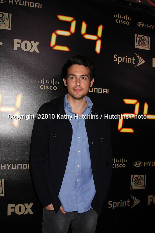 """John Boyd.arrives at the """"24"""" Series Finale Party .Boulevard3.Los Angeles, CA.April 30, 2010.©2010 Kathy Hutchins / Hutchins Photo..."""