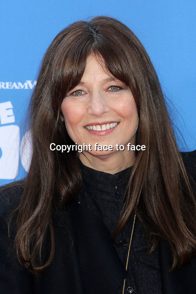 """Catherine Keener attends the premiere of """"The Croods"""" at AMC Loews Lincoln Square in New York, 10.03.2013...Credit: Rolf Mueller/face to face"""