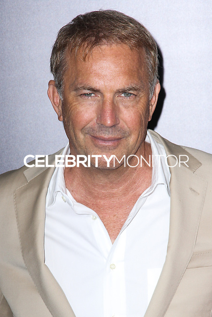 """NEW YORK, NY - JUNE 10: Kevin Costner attends the """"Man Of Steel"""" World Premiere at Alice Tully Hall at Lincoln Center on June 10, 2013 in New York City. (Photo by Celebrity Monitor)"""