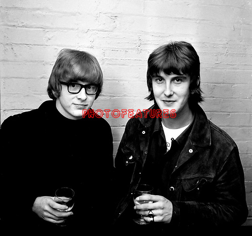 Peter and Gordon 1964 Peter Asher and Gordon Waller.© Chris Walter.