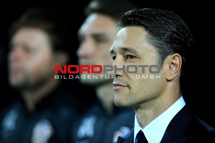 13.10.2014., Croatia, Osijek - Qualification for the European Football Championship 2016 in France, Group H, 3 rd round, Croatia - Azerbaijan. Niko Kovac. <br /> <br /> Foto &copy;  nph / PIXSELL / Davor Javorovic