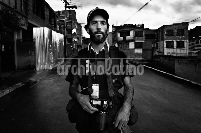 Alexis Demarco.They are all between their  20&rsquo;s and 30&rsquo;s. They like to call themselves Kamikazes, and they are the new generation of street photo journalists of Bolivia. In a country where photographers are extremely poorly paid, no one can image that this army of young guys and girls are always ready to risk their lives running behind they care most: a good picture telling a news.<br /> Thought the new eyes of this young generation, our photographer and friend in La Paz, French born Cristian Lombardi shows the impacting reality of this South American mostly indigenous nation. In a patient work, Lombardi edited thousands of frames to show as a glimpse of what these new young eyes are watching.