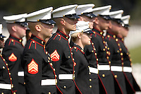 US MARINE CORPS, US MARINES.  No model release, for editorial use only.