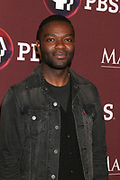 LOS ANGELES - FEB 1:  David Oyelowo at the Masterpiece Photo Call at the Langham Huntington Hotel on February 1, 2019 in Pasadena, CA