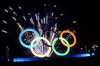 RIO DE JANEIRO,RJ, 20.05.2015 - OLIMPIADAS-RJ - Inauguração dos Arcos Olimpicos no parque de Madureira zona norte da cidade do Rio de Janeiro nesta quarta-feira, 20  (Foto: Jorge Hely/Brazil Photo Press)