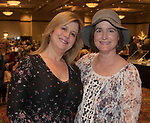Dorinda Vance and Cathy Johannsen during the 10th Annual Power of the Purse held on Friday night, Nov. 17, 2017 in the Reno Ballroom in downtown Reno.