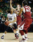 NCAA Women: Arkansas win over Northwestern
