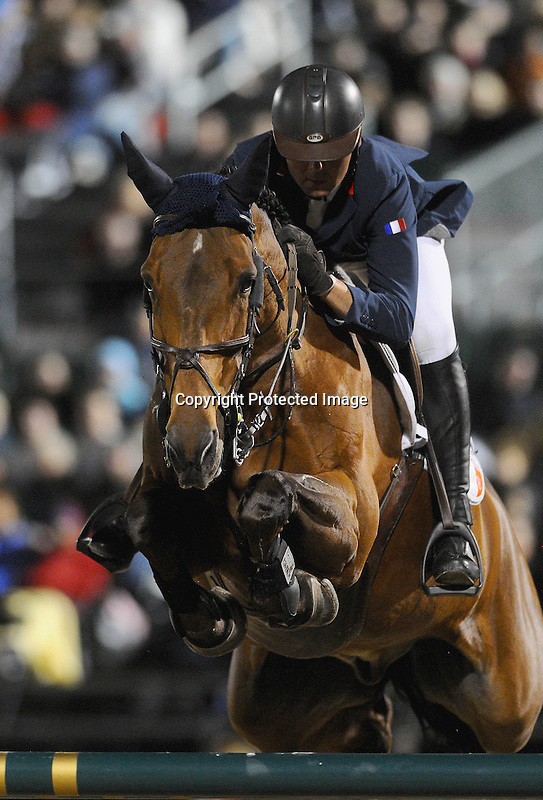 06 October 2010.  Oliver Guillon and Lord De Theize.