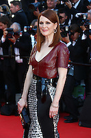 "Julianne Moore attends the ""'Mr Turner'"" premiere -  67th Annual Cannes Film Festival - France"