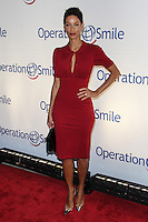 NEW YORK CITY, NY, USA - MAY 01: Nicole Murphy at the Operation Smile Event held at Cipriani Wall Street on May 1, 2014 in New York City, New York, United States. (Photo by Jeffery Duran/Celebrity Monitor)