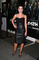 CULVER CITY, CA - MARCH 7: Eve Mauro, pictured at Crackle's The Oath Premiere at Sony Pictures Studios in Culver City, California on March 7, 2018. <br /> CAP/MPIFS<br /> &copy;MPIFS/Capital Pictures