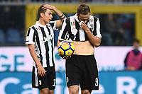 20171119 Calcio Sampdoria Juventus Serie A