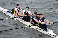Crew: 296  King Edward VI Sch  Event: Junior Fours<br /> <br /> Schools' Head of the River 2017<br /> <br /> To purchase this photo, or to see pricing information for Prints and Downloads, click the blue 'Add to Cart' button at the top-right of the page.