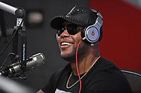 FORT LAUDERDALE, FL - APRIL 19: Flo Rida visits iHeart Radio Station Y100 on April 19, 2017 in Fort Lauderdale, Florida. <br /> CAP/MPI04<br /> &copy;MPI04/Capital Pictures