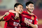 Guangzhou Evergrande FC (CHN) vs Eastern SC (HKG) during their AFC Champions League 2017 Group G match at the Tianhe Stadium on 22 February 2017 in Guangzhou, China. Photo by Victor Fraile / Power Sport Images