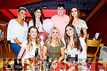 Emma Lowham from Tralee celebrating her birthday in Ristorante Uno on Friday night<br /> Seated l to r: Jennifer Kee, Emma Lowham and Christine Leahy.<br /> Back l to r: Amber Moriarty, Sarah Jane Donovan, Barry Sheehy and Lorna Fitzgerald.