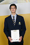 Trampoloning Boys Winner - Kierran Tuhi. ASB College Sport Young Sportsperson of the Year Awards 2006, held at Eden Park on Thursday 16th of November 2006.<br />