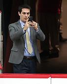 Jeff Weinstein - The visiting Colgate University Raiders shut out the Harvard University Crimson for a 2-0 win on Saturday, January 27, 2018, at Bright-Landry Hockey Center in Boston, Massachusetts.